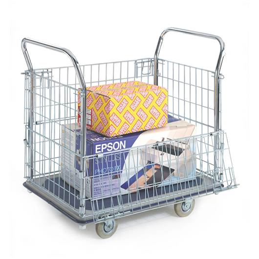 Picture of Mesh Surround Trolley