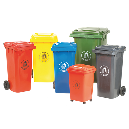 Picture for category Wheeled Bins
