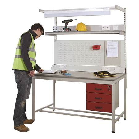 Picture for category Workbenches From Stock