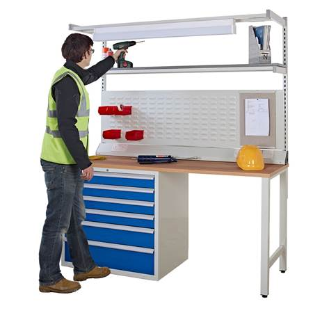 Picture for category Drawer Cabinet Workbenches
