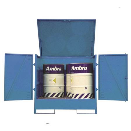Picture for category Enclosed Drum Stores