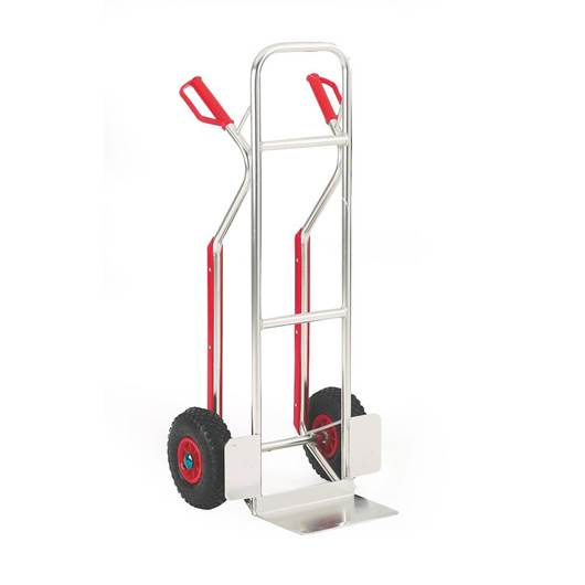 Picture of Aluminium Sack Truck with Skids