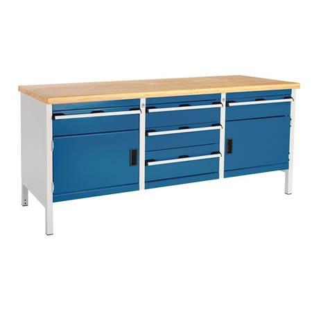 Picture for category Heavy Duty Workbenches