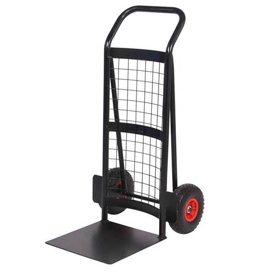 Picture of Fort Super Heavy Duty Sack Truck with Mesh Back & Large Toe Plate