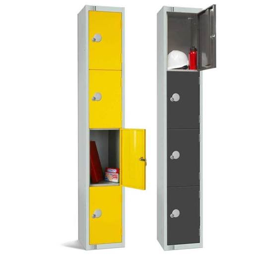 Picture of Four Door Elite Lockers