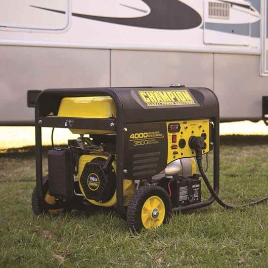 Picture of Petrol Frame Generators