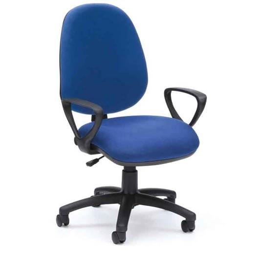 Picture of Prism Operator Office Chair with Permanent Contact Back