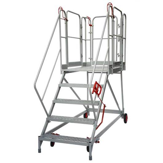 Picture of Grey Fort Easy Slope Access Platform