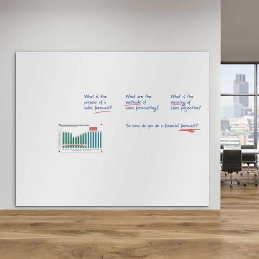 Picture of WRITE-ON® Frameless Magnetic Whiteboards