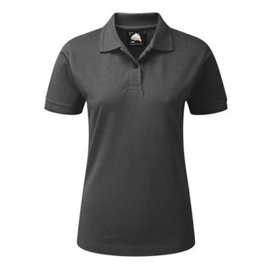 Picture of Womens Graphite Polo Shirt