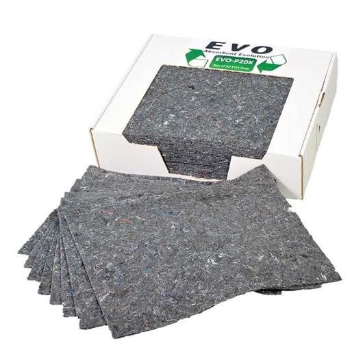 Picture of EVO Recycled® Absorbents - Pads